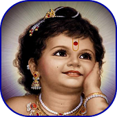 God Krishna Live Wallpaper