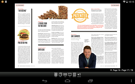 Restaurant Business Mag HD