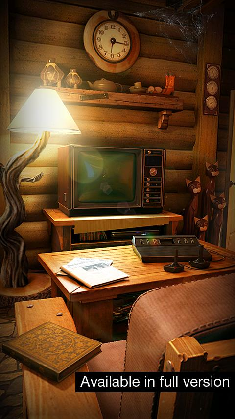 My Log Home 3D wallpaper FREE- screenshot