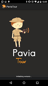 Pavia Tour screenshot 0