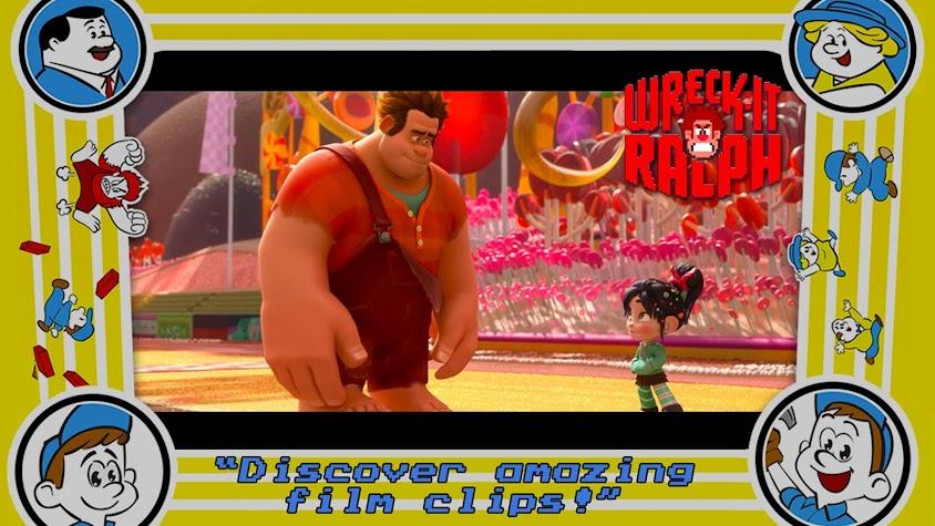Wreck-It Ralph Storybook Screenshot