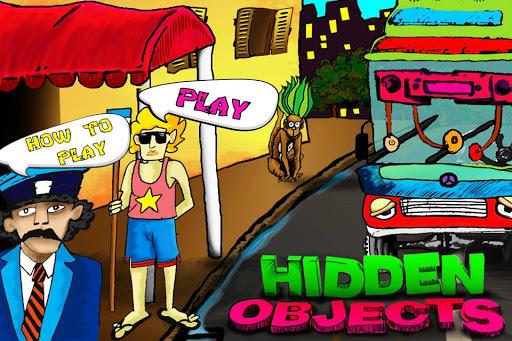 【免費解謎App】Hidden Objects Comics-APP點子