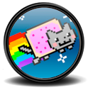 Offline Nyan Cat icon