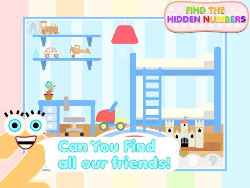 Find The Hidden Numbers