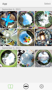 RICOH THETA- screenshot thumbnail