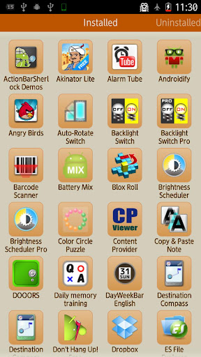 My Apps Manager Free