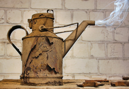 Yes, we can! by Axel K. Böttcher - Artistic Objects Industrial Objects