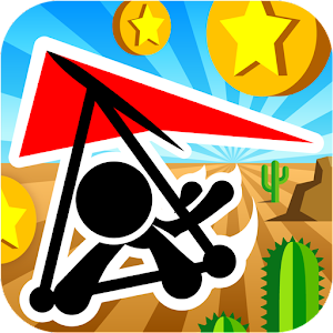 Hang Glider de Coins for PC and MAC