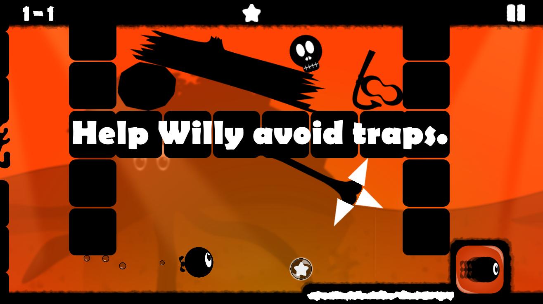 Willy - screenshot