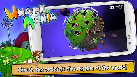 Whack Mania Free - screenshot thumbnail