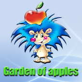 garden of apples