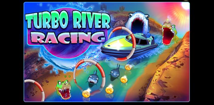 Turbo River Racing Free v1.00 apk