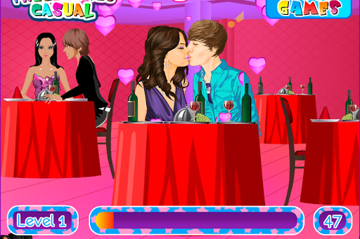 Kiss Games - screenshot