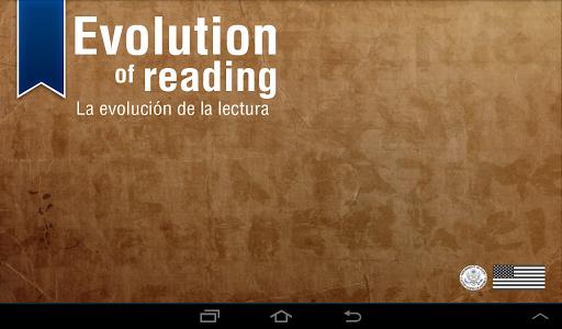La evolución de la lectura
