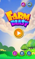 Screenshot of Farm Blast