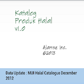 Katalog Produk Halal
