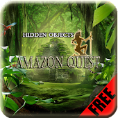 Amazon Quest Hidden Objects