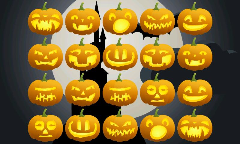 Halloween Pumpkins- screenshot