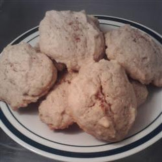 Eggnog Cookies II