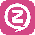 Zipt - free calls and messages icon