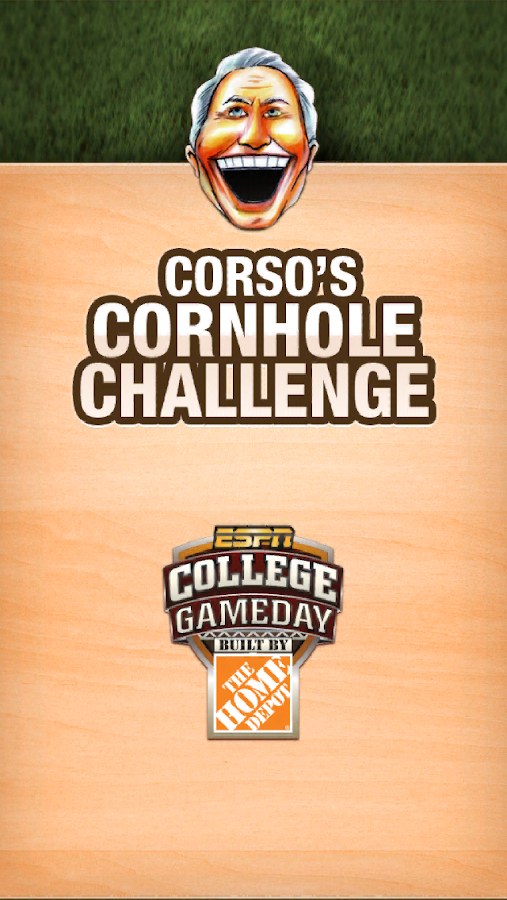 Corso's Cornhole Challenge - screenshot
