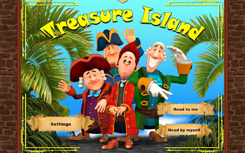 Treasure Island- screenshot thumbnail