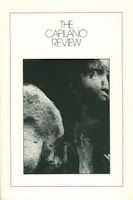 The Capilano Review - Front Cover - Summer 1992