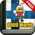 Learn Finnish 6,000 Words icon