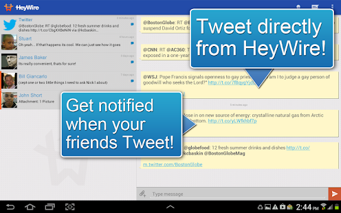 HeyWire Text  FREE Texting - screenshot thumbnail