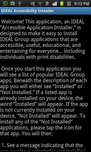 IDEAL Access 4 Sprint®