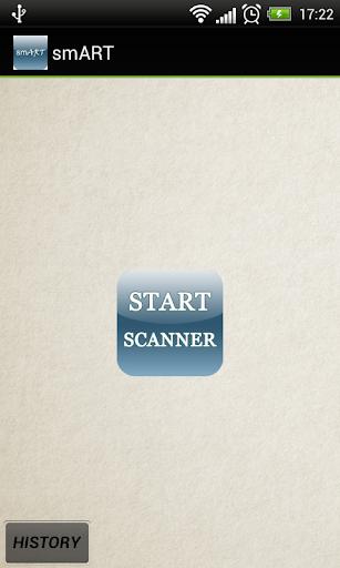 smART - Scanner