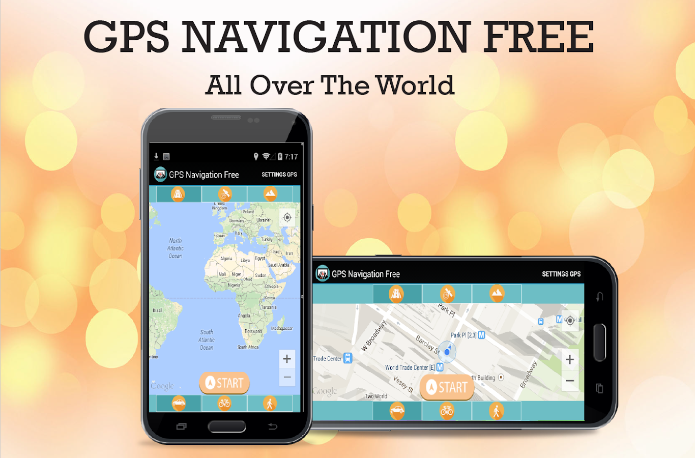 Phone Free Gps App For Android Phones gps navigation free android apps on google play screenshot