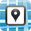 Venue Map for foursquare icon