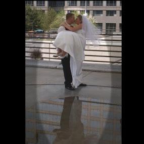 by Sherri Perkins - Wedding Bride & Groom ( weddings, wedding, bride, groom )