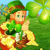 Lucky Leprechaun Pot of Gold