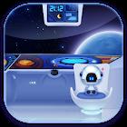 Captain Bot Toucher Pro Theme icon
