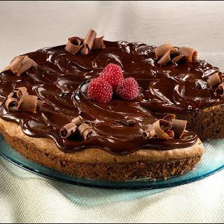 Chocolate Lovers' Cake.