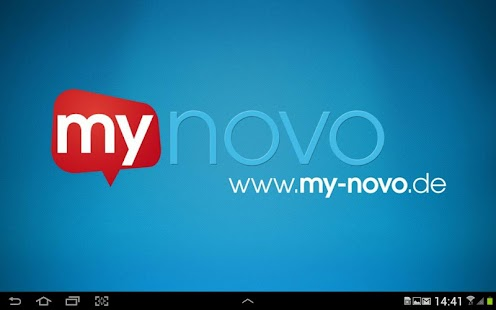 NOVO App - screenshot thumbnail