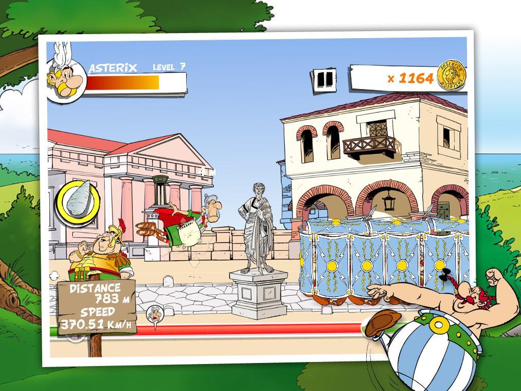 Asterix Megaslap screenshot #9