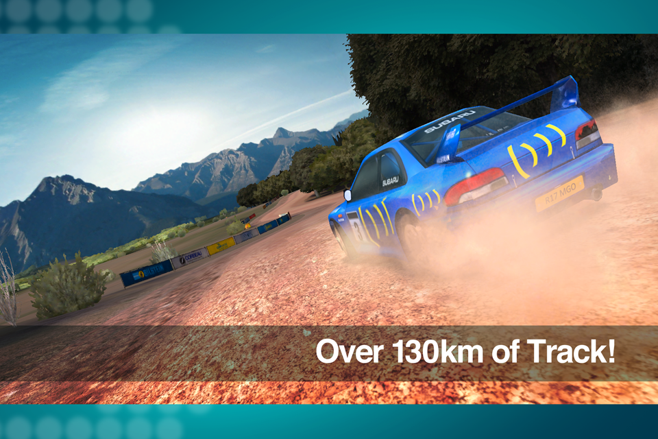 Colin McRae Rally - screenshot
