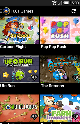 1001 Games - VIP