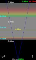 Screenshot of DOF Calculator Pro