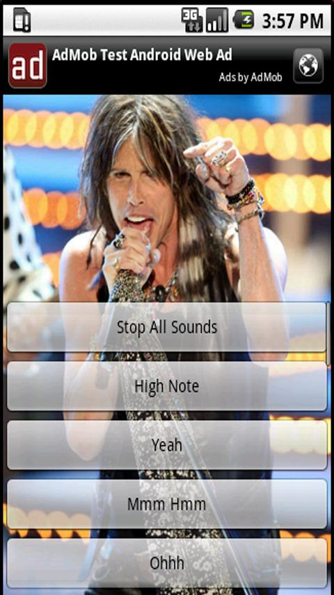 Steven Tylerisms FREE!! - screenshot