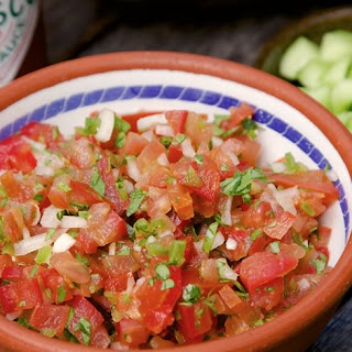 Traditional Pico de Gallo