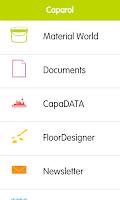 Screenshot of CAPAROL