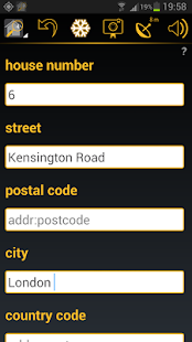 Keypad-Mapper - OpenStreetMap- screenshot thumbnail