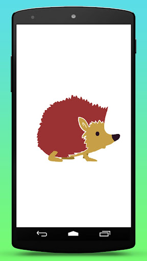 Hedgehog Live Wallpaper