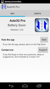 Auto 3G Pro Battery Saver v1.4.6