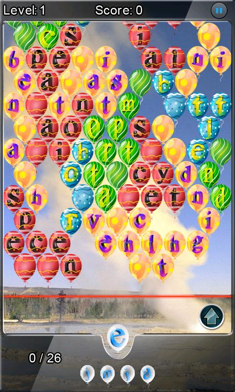 Shoot Words (Bắn Chữ) Trial- screenshot