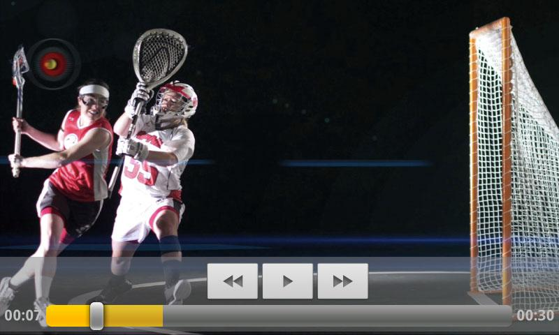 RipNet Lacrosse - screenshot